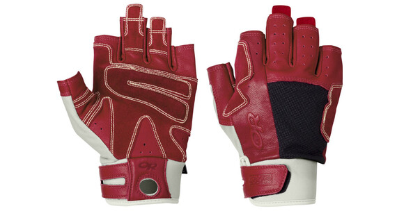 Outdoor Research Seamseeker - Gants - rouge